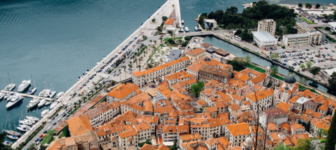 Why visit Kotor city in Montenegro