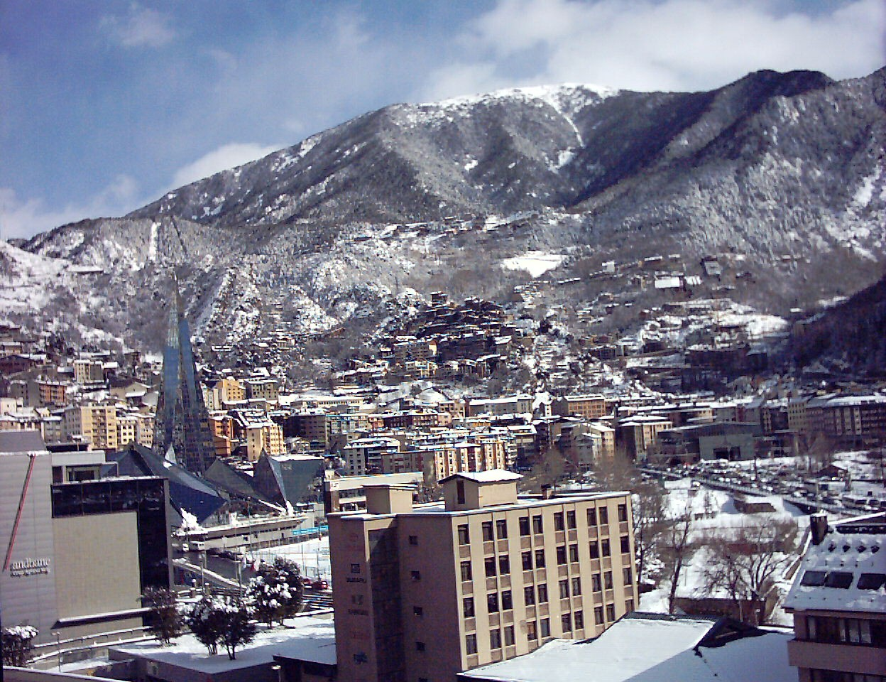 Escaldes Andorra  city pictures gallery : Andorra is a small country on the Iberian Peninsula in Europe, located ...