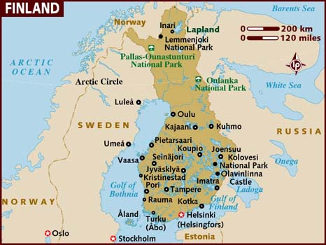 How and when visit Finland in Northern Europe Travel Europe