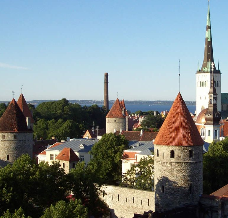 How to visit Estonia, one of the three Baltic countries of Europe.