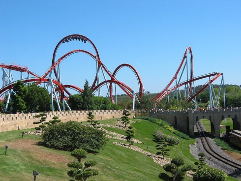 The best amusement parks in Europe