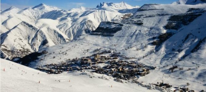 What are the best ski resorts in the Alps?